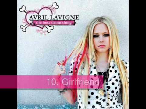 Avril Lavigne's Top 10 Songs