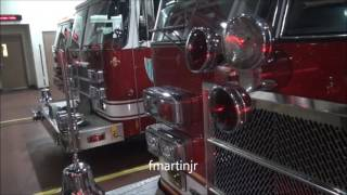 Engine two three Hook n Ladder 17 responding 2 3 17