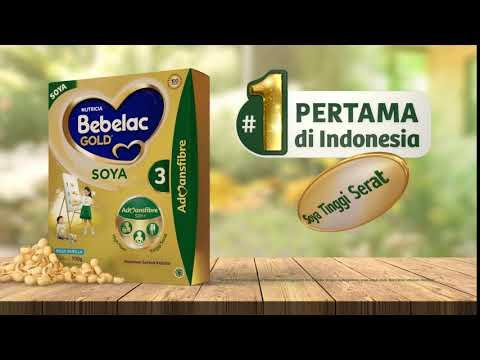 Bebelac Gold Soya 3