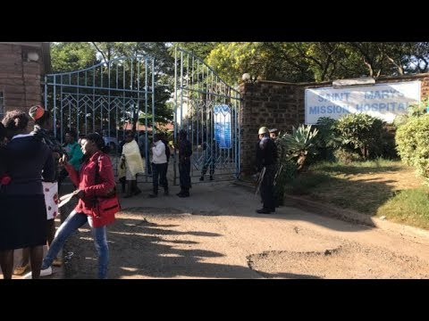 Assumption Sisters of Nairobi take over St. Mary's Hospital Lang'ata
