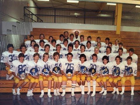 Wessington Springs vs. Bon Homme 1986