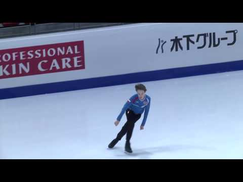 Men and Pairs Free Practice - 2016 ISU Junior Grand Prix Final - Marseille
