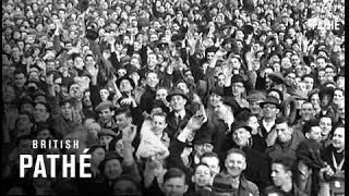 Dynamo Shocks Cardiff (1945)