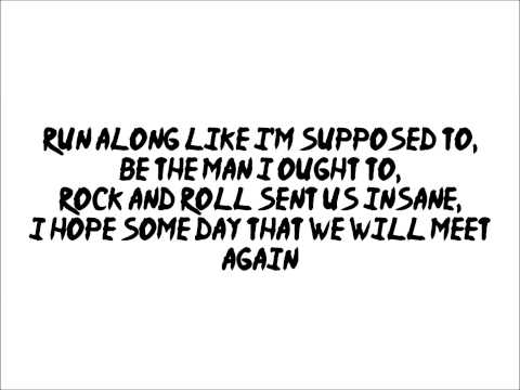 Goodbye Kiss by Kasabian Lyrics