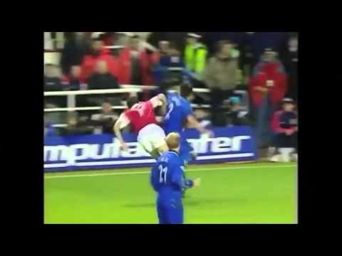 Arsenal V Man Utd 1997 3-2