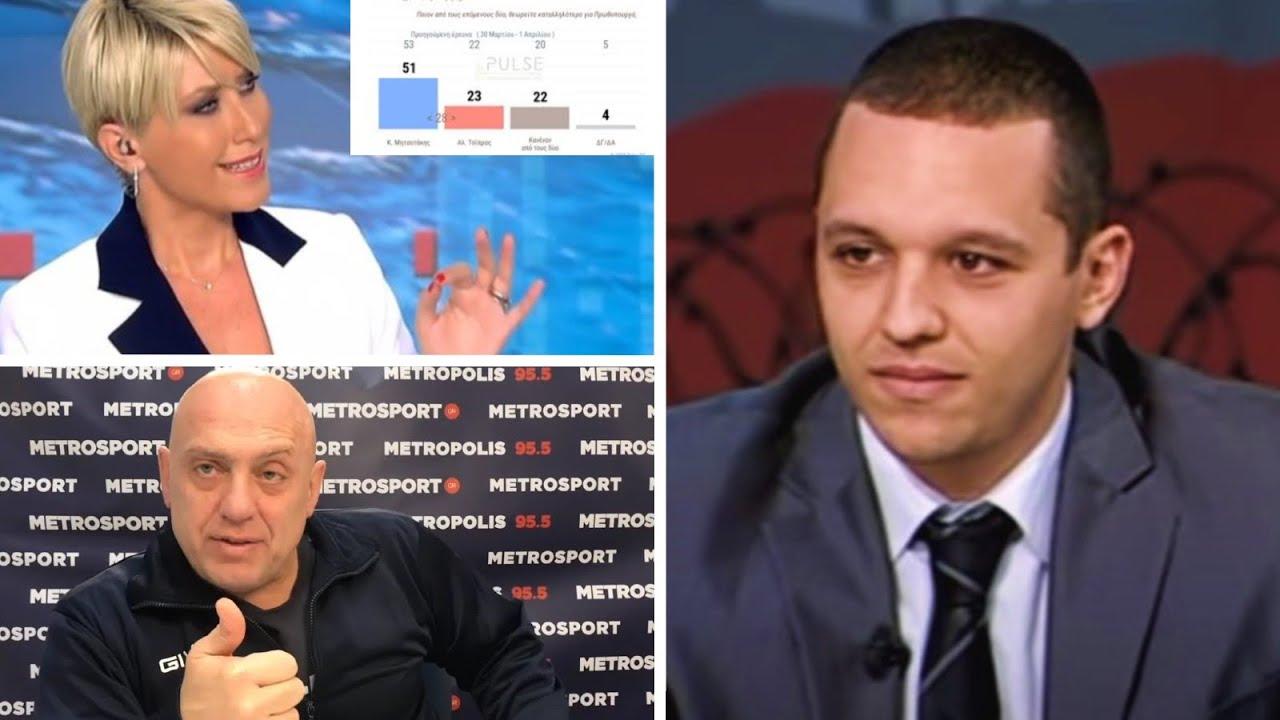 Κασιδιάρης: Τους ξεφτίλισε στο Δ.Σ.Αθηναίων! Δημοσκοπήσεις, Lockdown, λάθρο, αποστρατικοποίηση νήσων