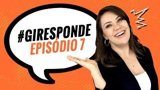 Como gravar vídeos e fazer Lives / #GiResponde Episódio 07