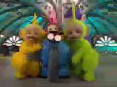 meet the parents ending credits teletubbies
