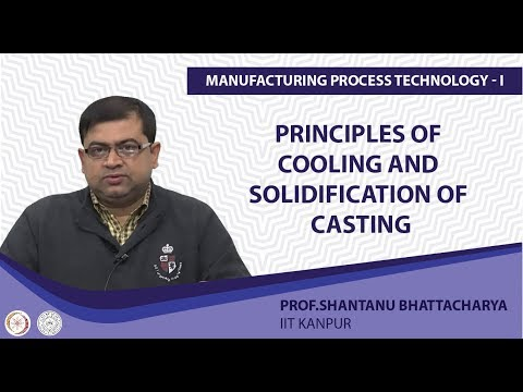 Principles of Cooling and Solidification of Casting