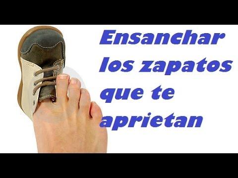 Ensanchar Los Zapatos Que Aprietan O Te Rozan Softening Shoes To Tighten