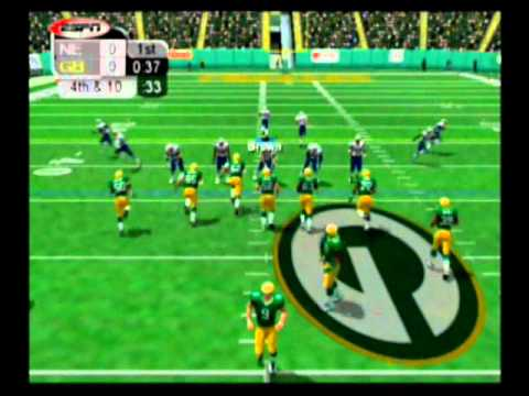 The Evolution of Football Video Games #3: NFL 2K3 Part 1 ...