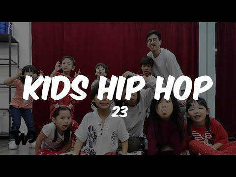 23 (Feat. SAM KIM) - Punchnello | Kids Dance Hip Hop | TWDance
