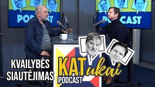 Katukai Katkevičius Ir Katauskas  Kvailybės Siautėjimas  Laisvės Tv