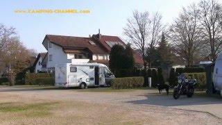 Campingplatz Wiesensee Hemsbach März 2016