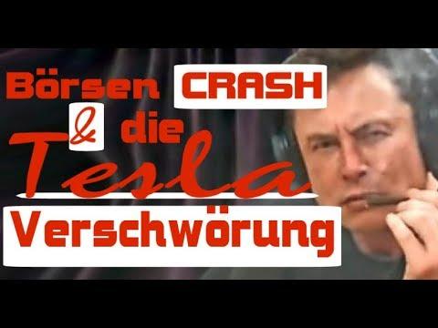 CRASH GEFAHR? Die Börse, Tesla & die Elon Musk Verschwörung - Roadster 2020