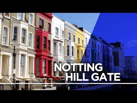 Um lugar para se apaixonar   Notting Hill Gate   Londres de Metrô