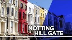 Um lugar para se apaixonar | Notting Hill Gate | Londres de Metrô