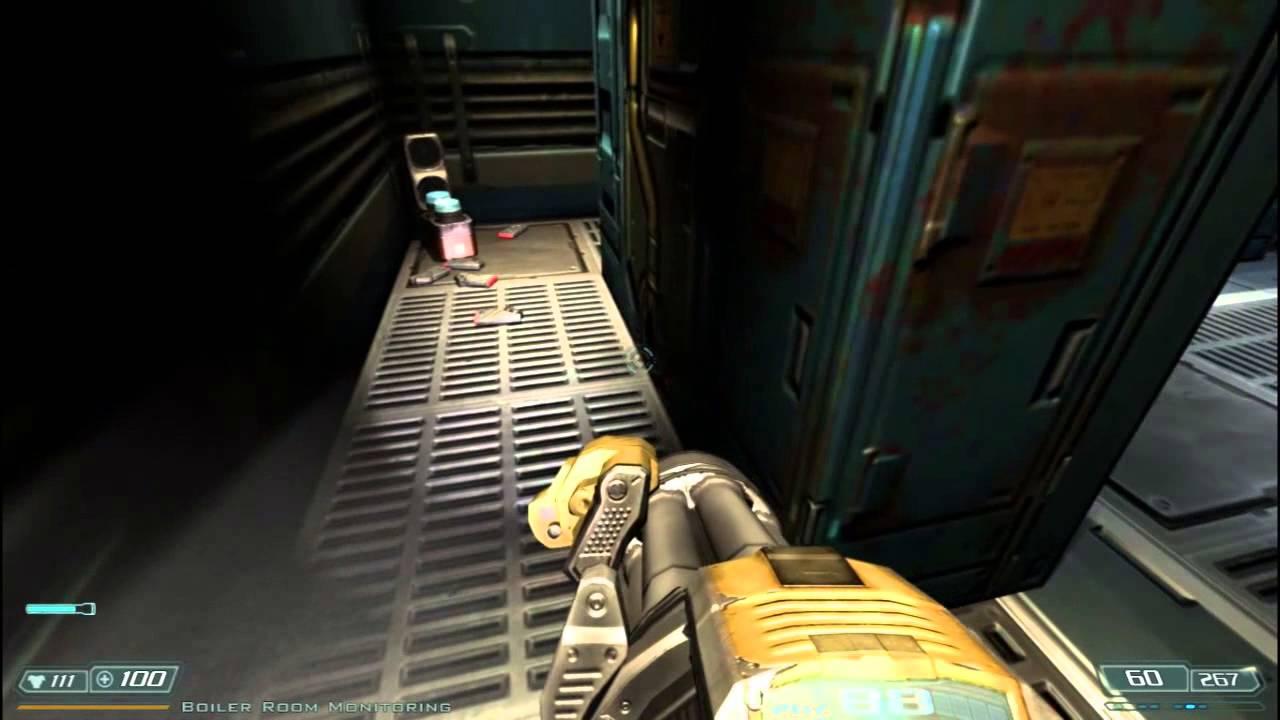 Doom 3 Bfg E9 Chaingun Sleight Of Hand Games Youtube
