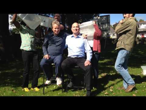 Aberdeen Fungal Group Icebucket Challenge