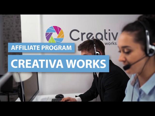 Digital Marketing Affiliate Program - CreativaWorks.com