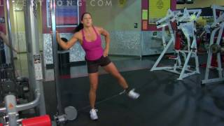 How to Do Cable Hip Abduction Exercise