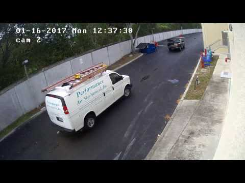 Illegal dumping stopped 1/16/17