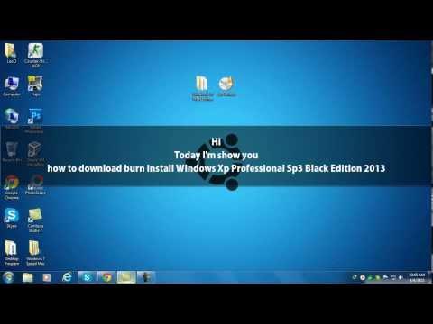 Download Windows Xp Sp3 32Bit 2013 100% Work