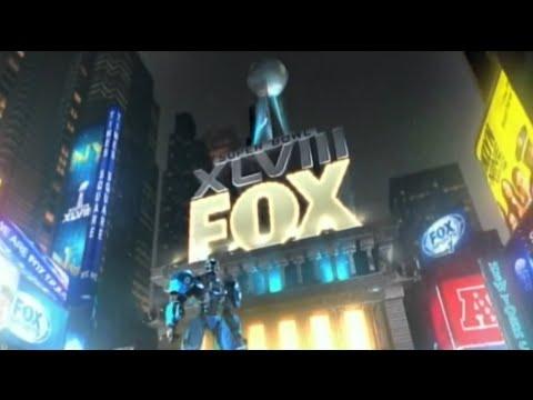 SUPERBOWL XLVIII Seahawks vs Broncos Fox intro
