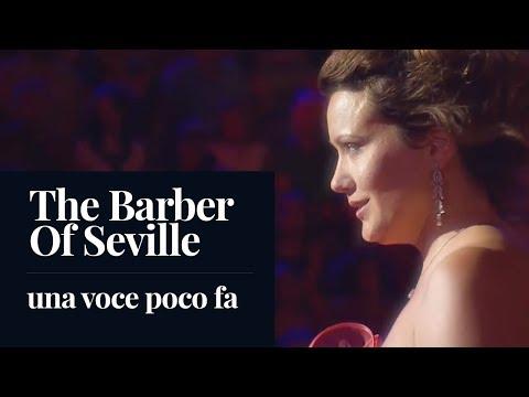 """ROSSINI : The Barber Of Seville """"una voce poco fa"""" (Julie Fuchs) [HD]"""