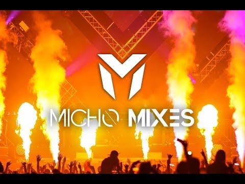 Electro Dance Mix 2018 | Creamfields Festival EDM Warm Up Music