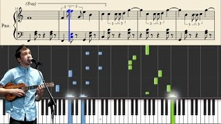 twenty one pilots: Screen - Piano Tutorial + Sheets