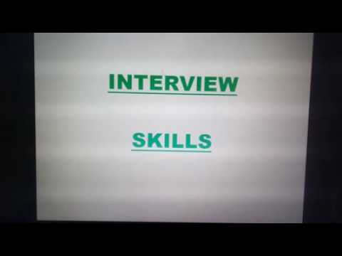 ENGLISH - Interview Skills by VIJAY ANAND MASTER MIX