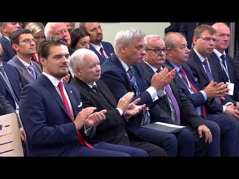 Mateusz Morawiecki - Wystąpienie Premiera RP W Olsztynie