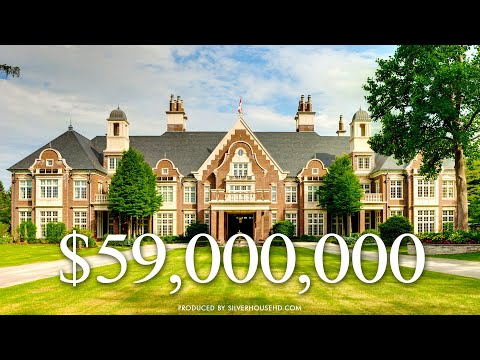 $59,000,000 - Chelster Hall - 1150 Lakeshore Road East, Oakville, Canada
