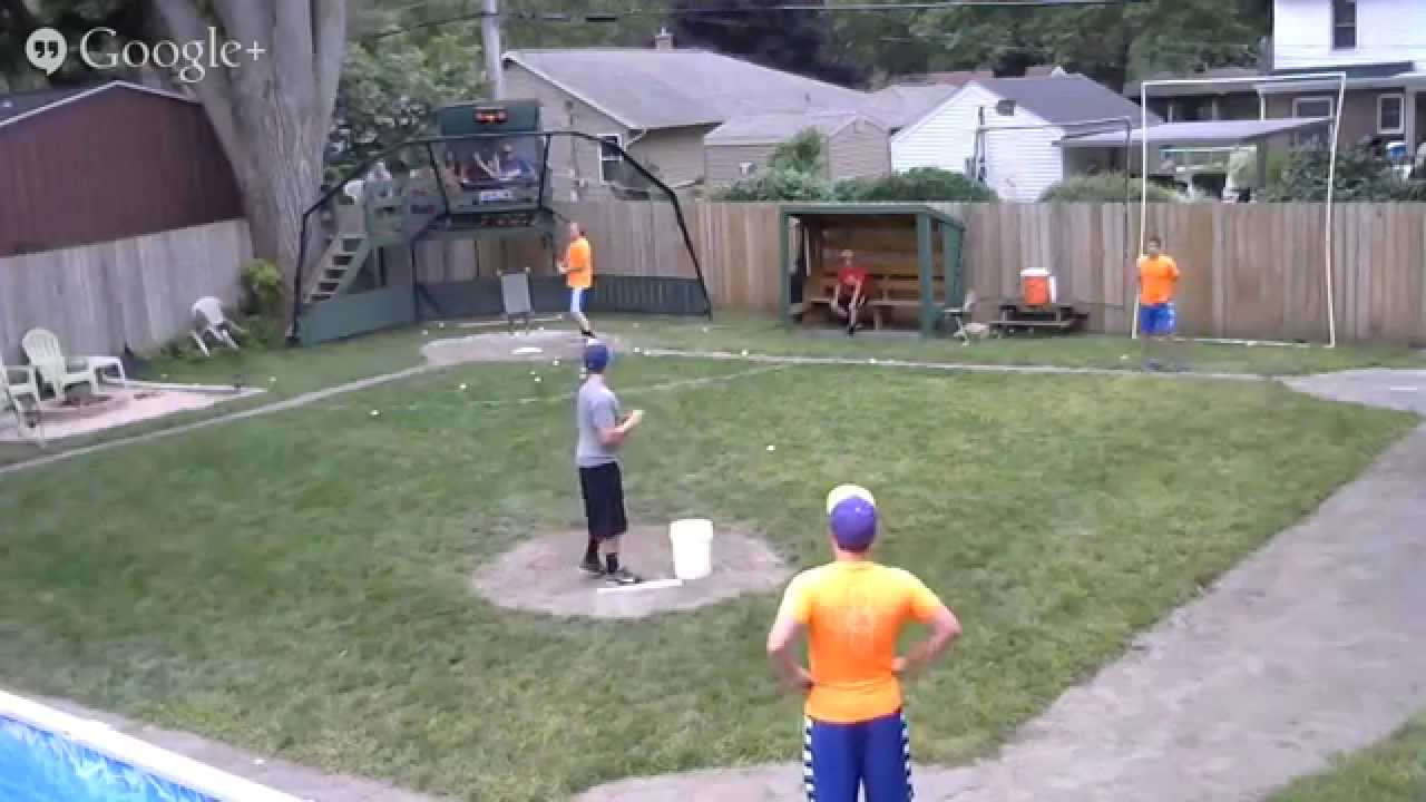 clark field wiffleball tournament 2014 day 1 youtube