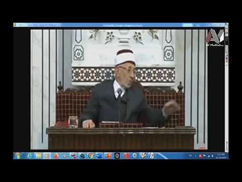 Ашъарит Рамазан Аль-Бути о Ибну Таймие.
