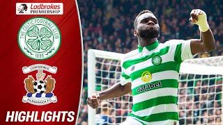 Celtic 3-1 Kilmarnock | Edouard Double as Celts Complete Comeback | Ladbrokes Premiership
