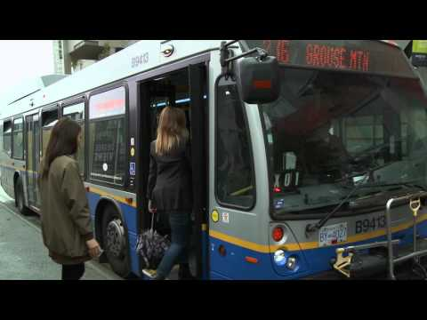 Tapping Your Compass Card On The Bus