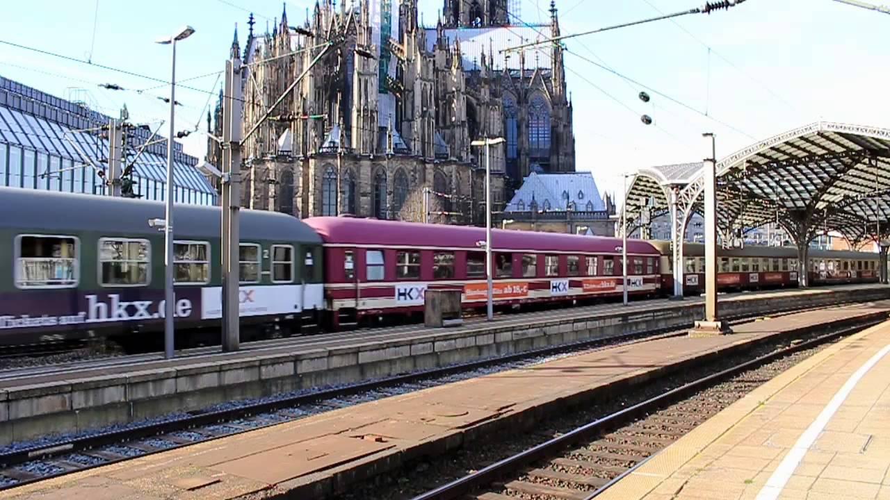 Hamburg Köln
