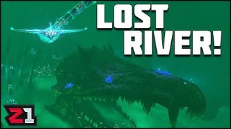 Making Our Way to the Lost River! Subnautica Ep 11 | Z1 Gaming