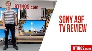 Sony A9F OLED TV Review - RTINGS.com