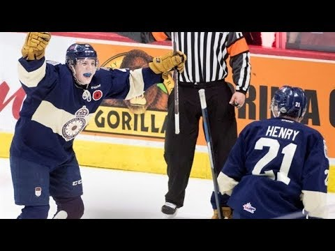 Nick Henry (#21) Memorial Cup Shift By Shift (May 18th)