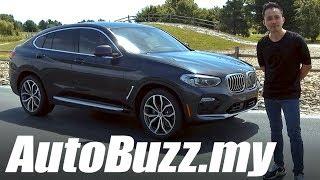2018 BMW X4 xDrive30i First Drive in Spartanburg, USA - AutoBuzz.my