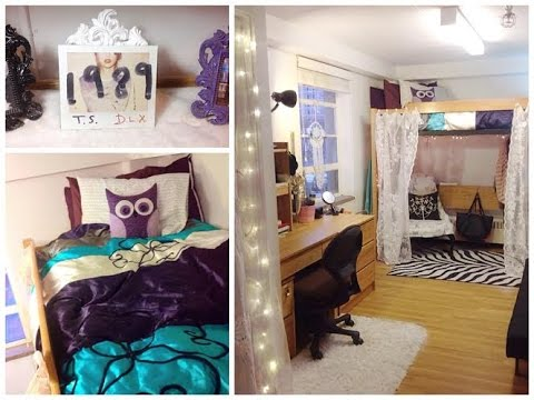 Dorm Room Tour! Part 5