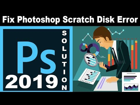 Photoshop Scratch Disk Full MAC 2019 |   Can't Open Photoshop - Online Soft Teach