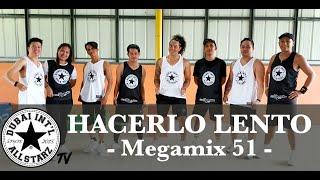 Download lagu Hacerlo Lento | Megamix 51 | Zumba® | Choreography | JP Anderson