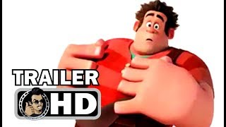 WRECK-IT RALPH 2 Official Trailer Teaser #1 (2018) Disney Animated Movie HD