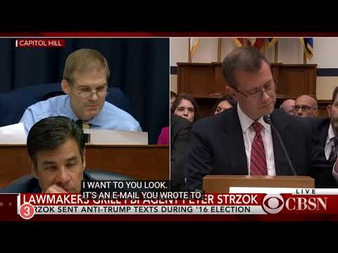House Intelligence Committee hearing on whistleblower complaint