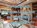 14 Contemporary Craftsman Living Room and Family Room Design Ideas - DECOHERO