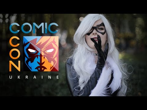 Comic Con Ukraine - cosplay video 2018 | WISE GAME